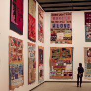 Random image: Tracey Emin Exhibition Hayward Gallery London By David Levene 15/5/11