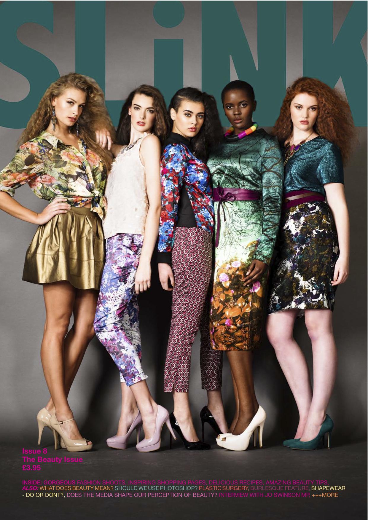 Model magazine pdf plus