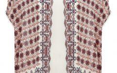 Karen Kane Scarf Print top