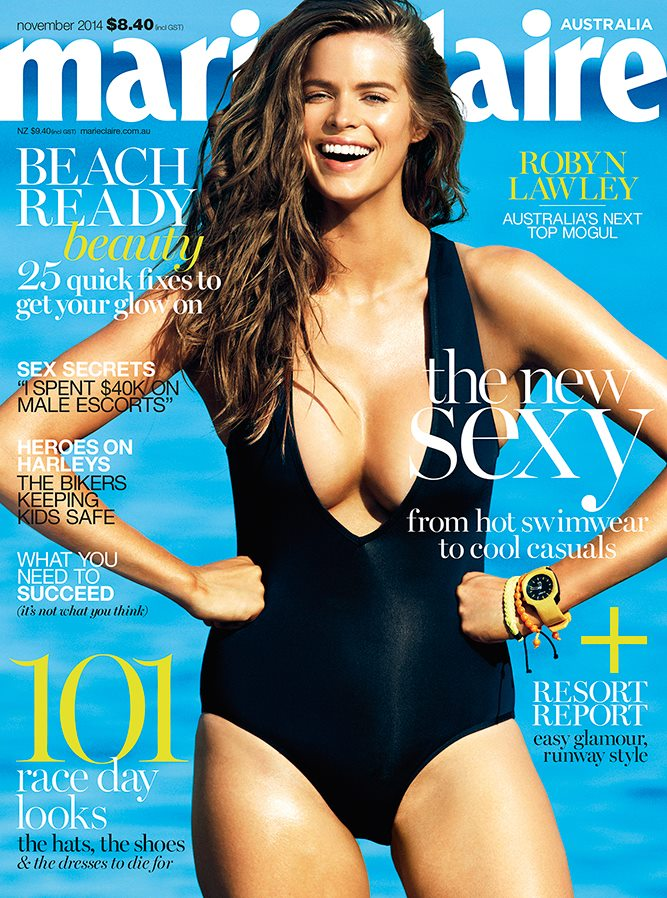 Model Watch: Robyn Lawley