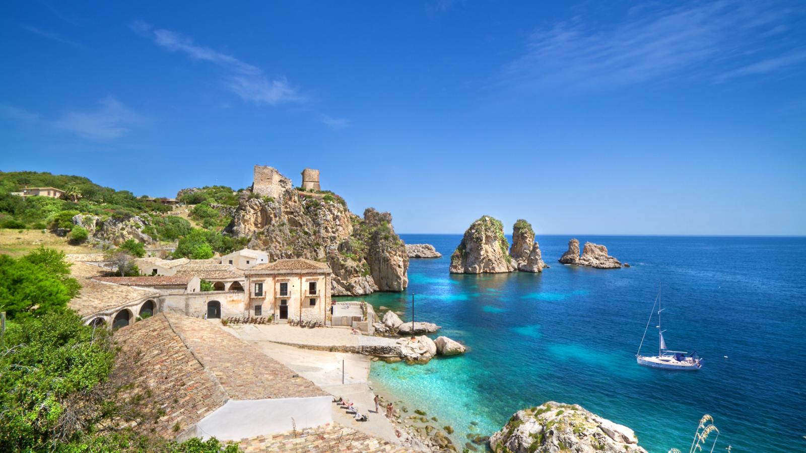 Top 5 Luxury Villas in Sicily