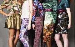 Issue 8: Shot: Roberto Aguilar: Models: Ebba, Karmi, Philomena, Katy