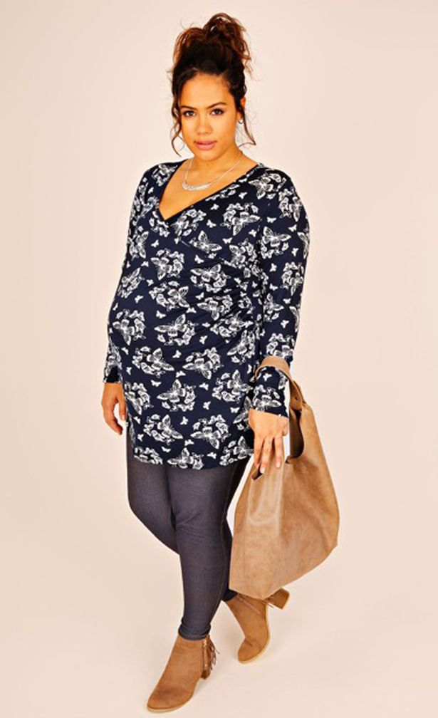 Yours-Clothing-Plus-size-maternity-top-and-trousers – SLiNK Magazine