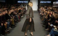 Madrid Fashion Week: Elena Miro @ El Corte Ingles