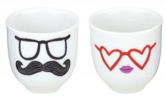 Paperchase His & Hers egg cups £6.00