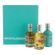 BRUICHLADDICH Wee laddie tasting collection 600ml
