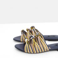 Mango, Knot Flat Sandals, £19.99
