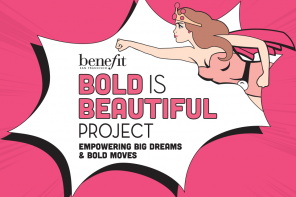Benefit Cosmetics, Bold is Beautiful, Tess Holliday