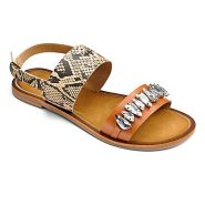 Sole Diva, Jewelled Sandal, £38, Simply Be