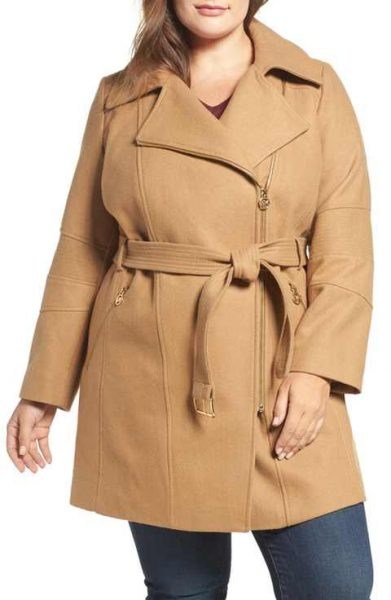 plus size coats came mac michael kors