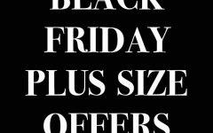 blackfriday plus size clothing
