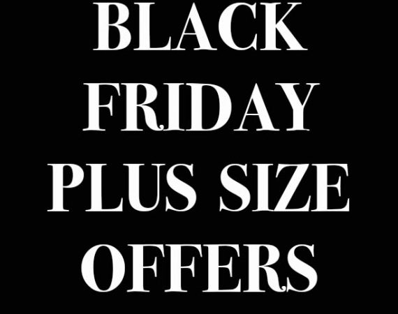 blackfriday plus size clothing