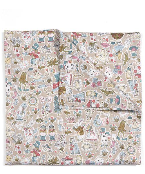 Liberty Print Pocket Square Handkerchief