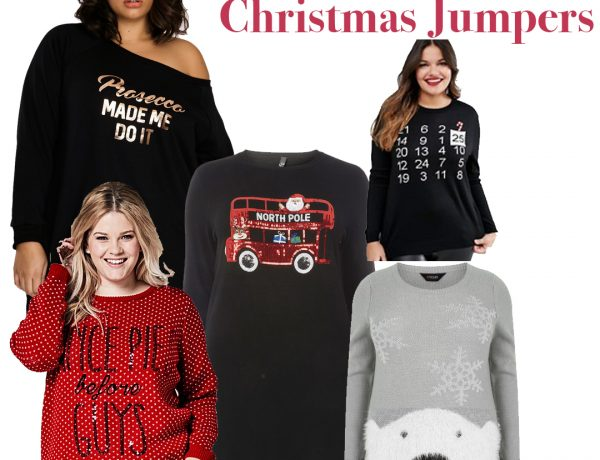 a1eca905252 Plus Size Christmas Jumpers – Our favourite 5