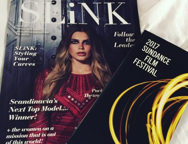 slink plus size magazine at the sundance film festival