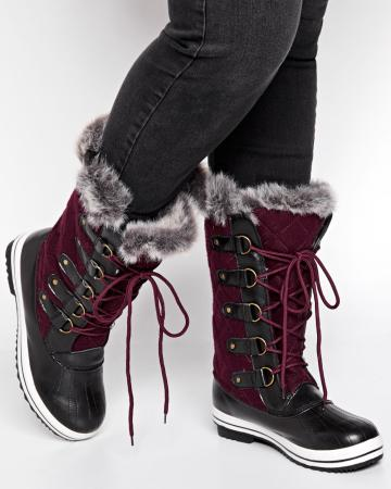 additionelle_wide fit boots plus size