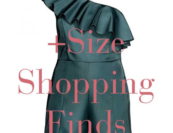 hm plus size shopping