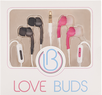 lovebuds earphones headphones valentines day gifts