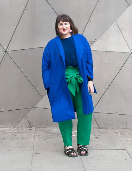 c9a8f8c37fe Last Monday we treated you to a plus size preview on Insta Stories when we  went live from the Navabi   Studio 8 event in Farringdon.