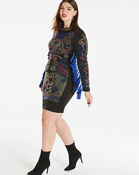 Top 5 Plus Size Christmas Party Dresses from ASOS Curve, River ...