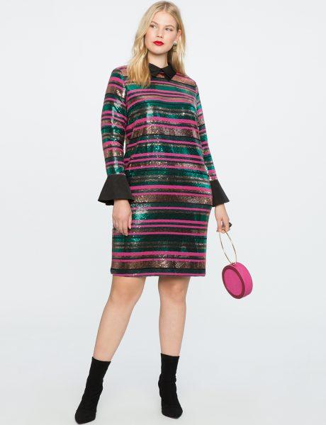 Plus size sequin dresses – SLiNK Magazine