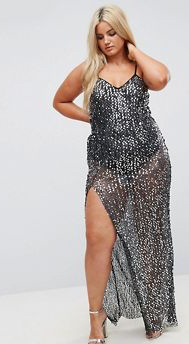 Plus size sequin dresses – SLiNK Magazine