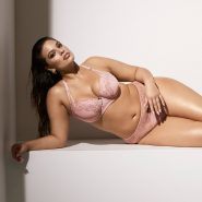 Random image: Ashley Graham plus size lingerie