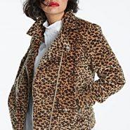 Random image: simply be plus size leopard print jacket