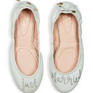 Random image: gwenflats bridal flat shoes