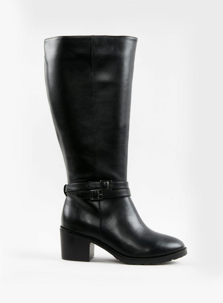 wide fit boots to wear in winter